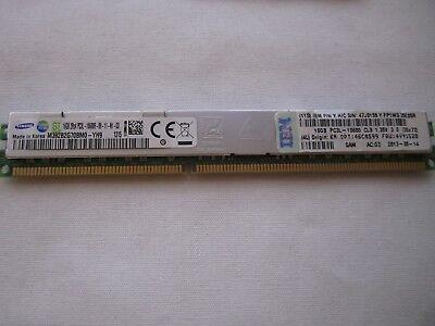 46C0599 PC3L-10600 CL9 ECC DDR3 1333MHZ 1X16GB 2RX4 1.35V 16GB