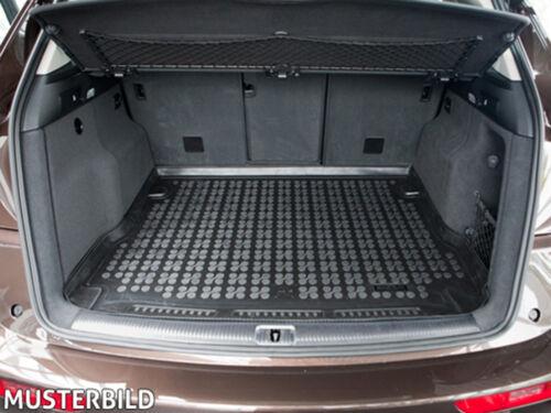 PREMIUM Antirutsch Gummi-Kofferraumwanne für BMW 5er E39 Touring Kombi 1997-2004