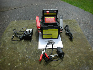 SUPER-MINI-BOOSTER-12V-80W-1200A-14AH-BRAND-NEW-Jump-Start-Battery-Power-Pack