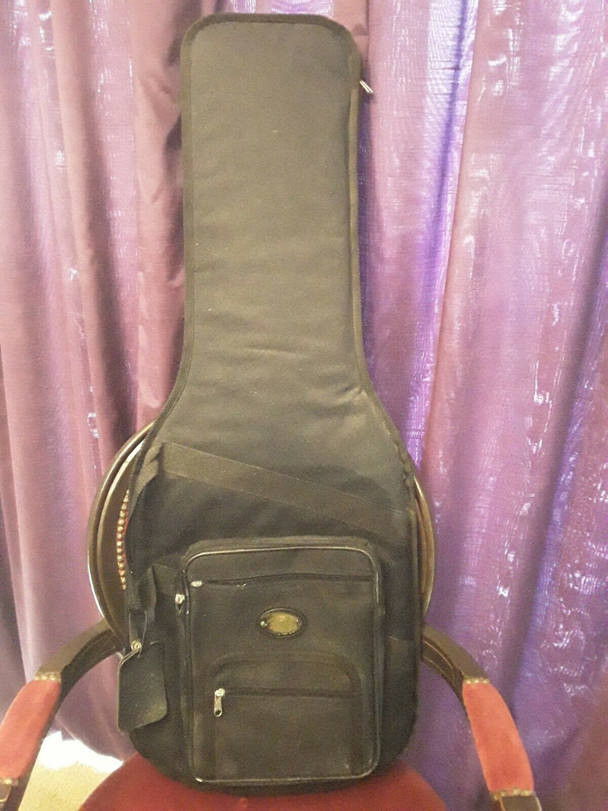Fender Squire Stratocaster Guitarra Eléctrica De Mano Izquierda-Cuerpo Negro, Pau Pau Pau Ferro.. 716f13