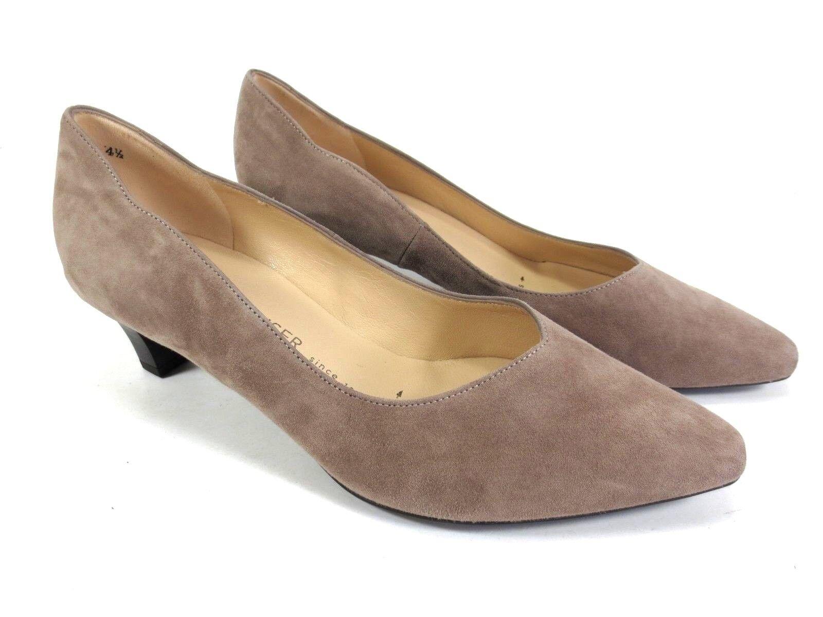 migliore offerta Peter Kaiser plus pelle scarpe décolleté Beige Taupe Taupe Taupe Nuovo UVP 129,95  basta comprarlo