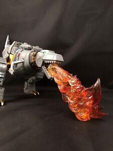 Masterpiece-Transformers-Dinobot-Fire-Effect-Grinder-Grassor-Scoria-Cesium-USA