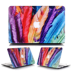 Colorful-Feather-Solf-Touch-Matte-Hard-Case-Cover-for-MacBook-Air-13-034-A1369-A1466