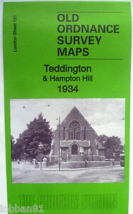 Old Ordnance Survey Maps Forest Hill Catford Bridge London 1894 Godfrey Edition