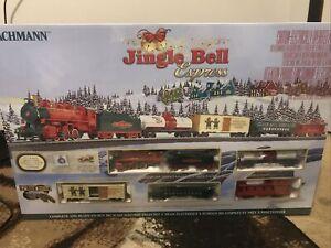 BRAND NEW Bachmann Trains HO Jingle Bell Christmas Express 22899007243   eBay
