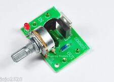 Light Dimmer 500W 220- 240VAC  Lamp / Light Dimmer [Assembled Kit] DIAC / TRIAC