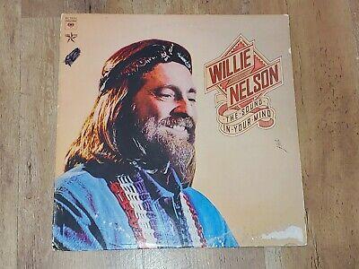Willie Nelson The Sound In Your Mind Vinyl Lp Record Album