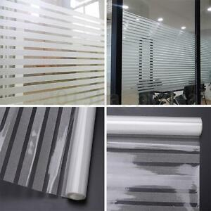 Xcm Window Film Striped Shutters Sticker For Home Office - Window stickers for home uk