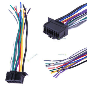 image is loading car-stereo-cd-player-radio-wiring-harness-wire-