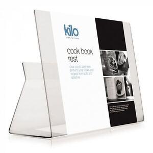 Acrilico Libro Cucina Stand da CKS  </span>
