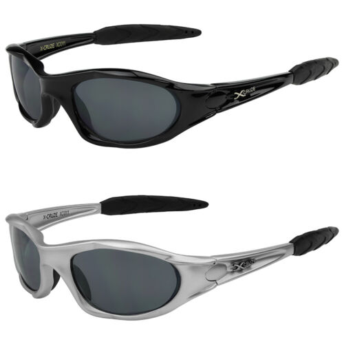 Pacco 2er X-CRUZE ® Bicicletta Corsa Occhiali Occhiali Occhiali Occhiali da sole uomo donna bianco