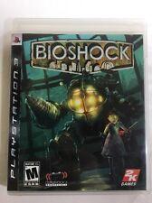 BioShock (Sony PlayStation 3 PS3, 2008)