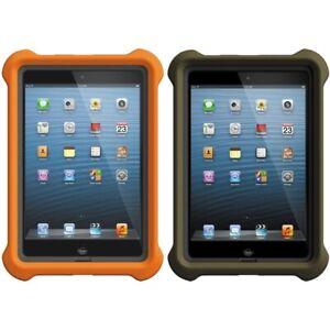 LifeProof-iPad-Mini-3-2-1-Fre-Nuud-LifeJacket-Float-Case-Orange-Olive-Green