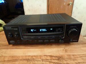 VINTAGE-Kenwood-Audio-Video-Stereo-Receiver-Model-KR-V5560-WORKS