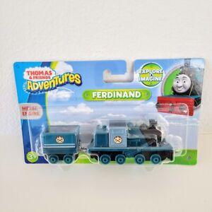 Thomas & Friends Adventures FERDINAND Metal Engine On Card NEW & SEALED