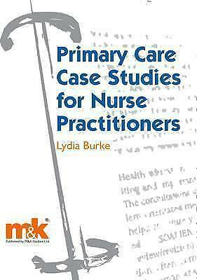 1 of 1 - Primary Care Case Studies for Nurse Practitioners-ExLibrary