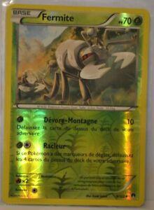 Carte-Pokemon-FERMITE-9-122-PV-70-REVERSE-NEUVE