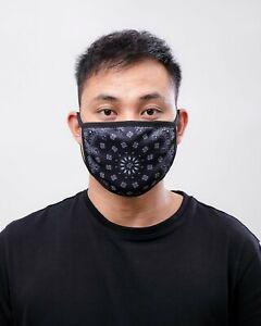 Paisley Face Mask Ebay