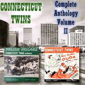 Connecticut-Twins-Complete-Anthology-Volume-2-Brand-New-Polka-CD-Great-Classic