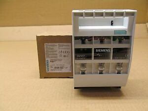 1 nib siemens 3np4070 0ch01 3np40700ch01 fuse sw. Black Bedroom Furniture Sets. Home Design Ideas