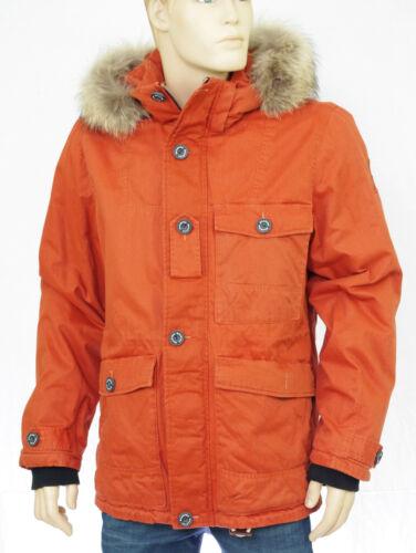 Man 35142032 jas jack Harping Parka donsjack Warm Gaastra oranje VGSzqMpU