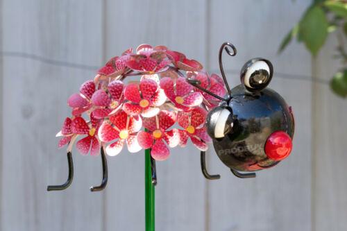 Tall Metal Animal Garden Stake Ornament Lawn Decoration Art Sculpture Figure