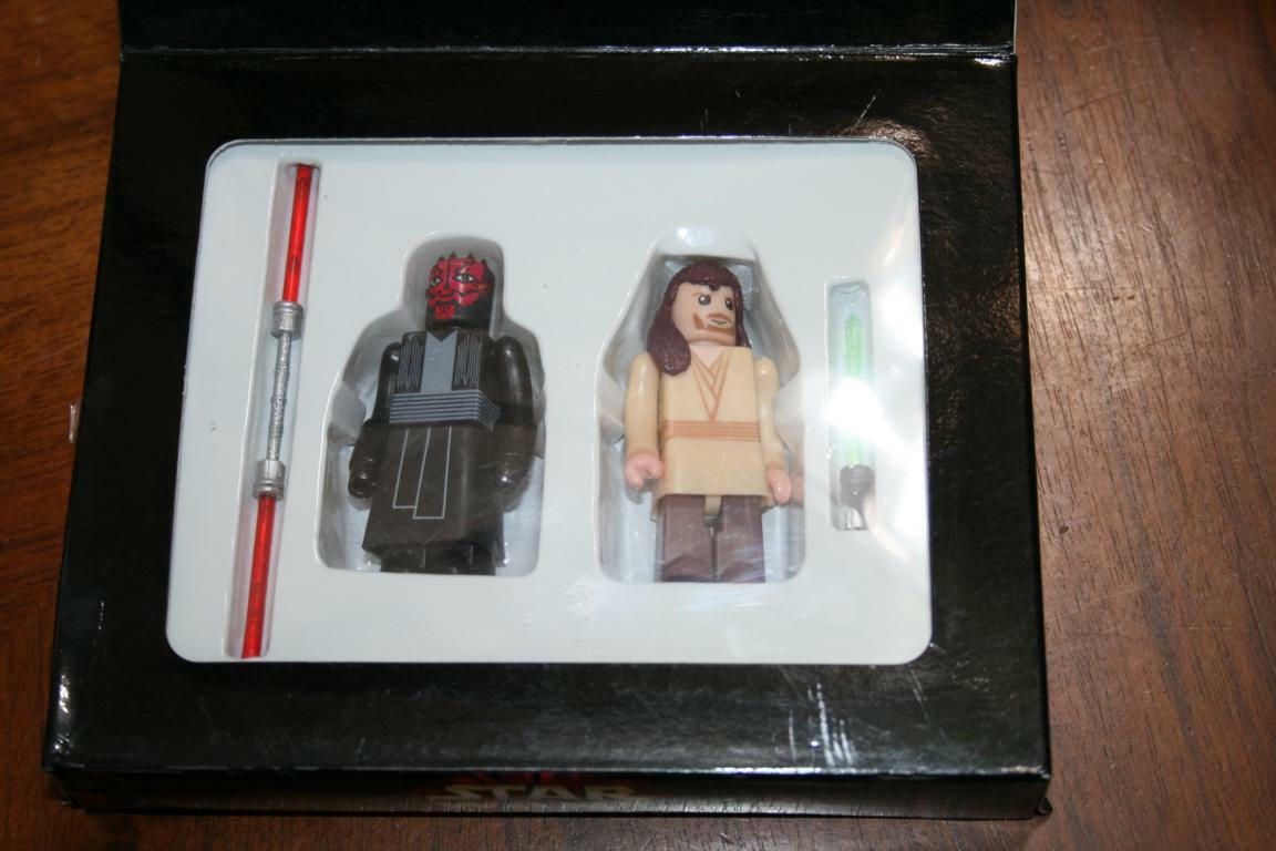 1of3 kamiru personaje set Star Wars rar vhtf (Kubrick, lego) 2,5  7 cm episodio