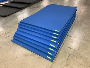 EZ-FLOAT-Lake-Mat-Blue-Foam-Personal-Float-Many-Sizes