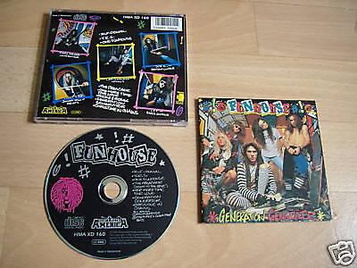 FUNHOUSE Generation Generator 1990 SWISS CD issue   eBay