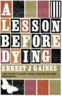 a Lesson Before Dying Ernest J. Gaines Attica Locke Paperback Book UK S