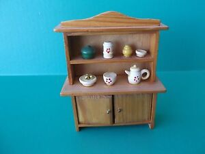 Image Is Loading DOLL HOUSE FURNITURE OLD FASHIONED LOOKING 034 KITCHEN