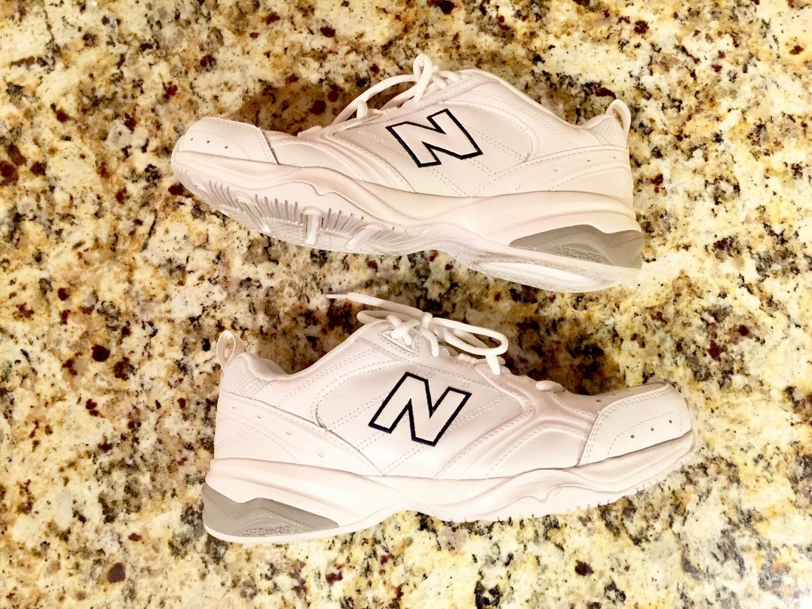 New balance 624 Wx624wt2 blancoo blancoo blancoo para Mujeres Zapatillas de entrenamiento  promociones