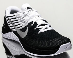 c772e34d1327 Nike Metcon DSX Flyknit men training gym shoes black Last size 8 US ...