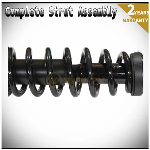 2pcs Front Left+Right Quick Complete Strut Shock /& Coil Springs Assembly 171341