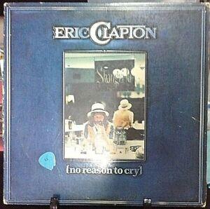 ERIC-CLAPTON-No-Reason-To-CryAlbum-Released-1976-Vinyl-Record-Collection-US-pres