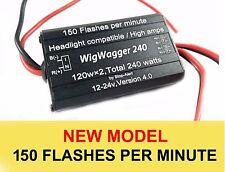Headlights Alternating Wig Wag WigWagger 240 LED Flasher Emergency Police