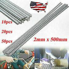 102050pcs Durafix Aluminium Welding Rods Fast Easy Soldering Low Temperature