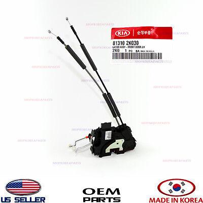 Genuine OEM Door Lock Latch Actuator REAR LEFT For Kia Soul 2009-2013