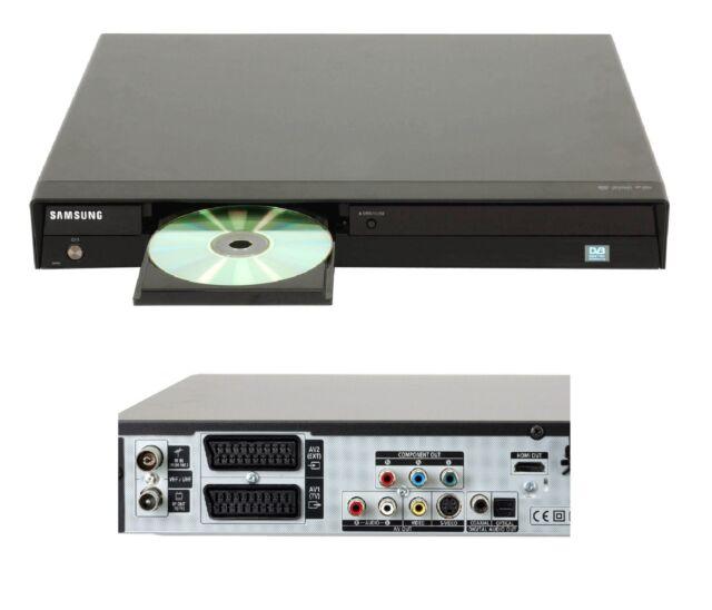 Samsung DVD-SH853M DVD Recorder