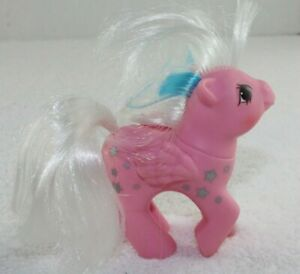 Vintage My Little Pony G1 Baby Milky Way Twice As Fancy TAF Mail Order Rare 1987