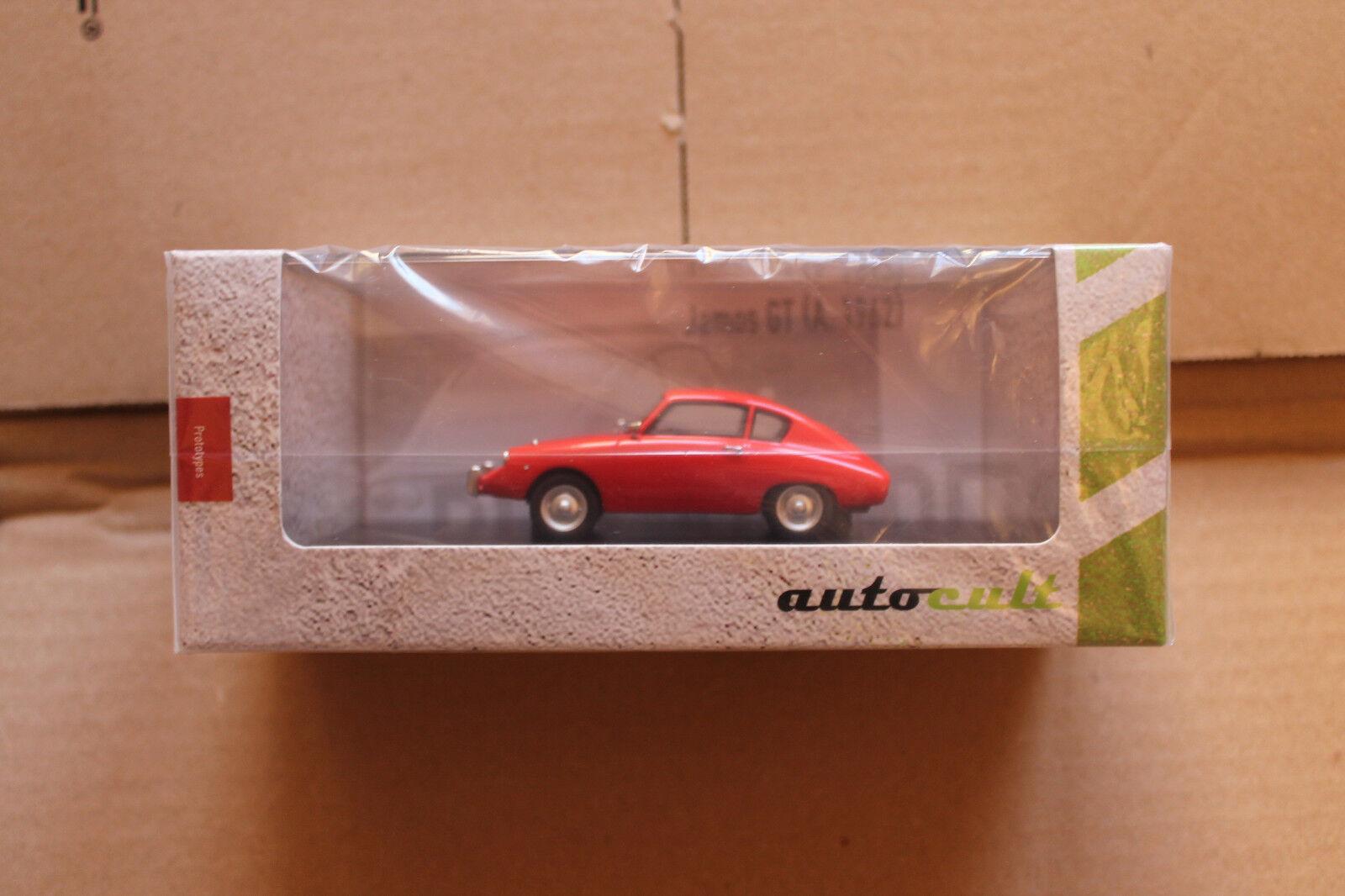 Autocult 1 43  06010 jamos gt von 1962