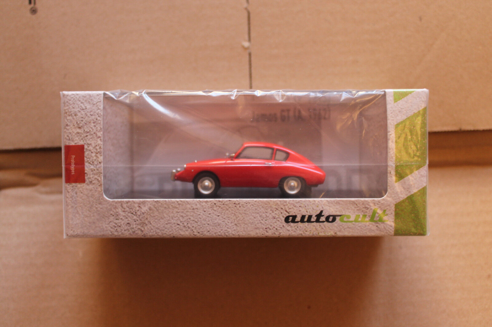 Autocult 1 43  06010 jamos GT de 1962