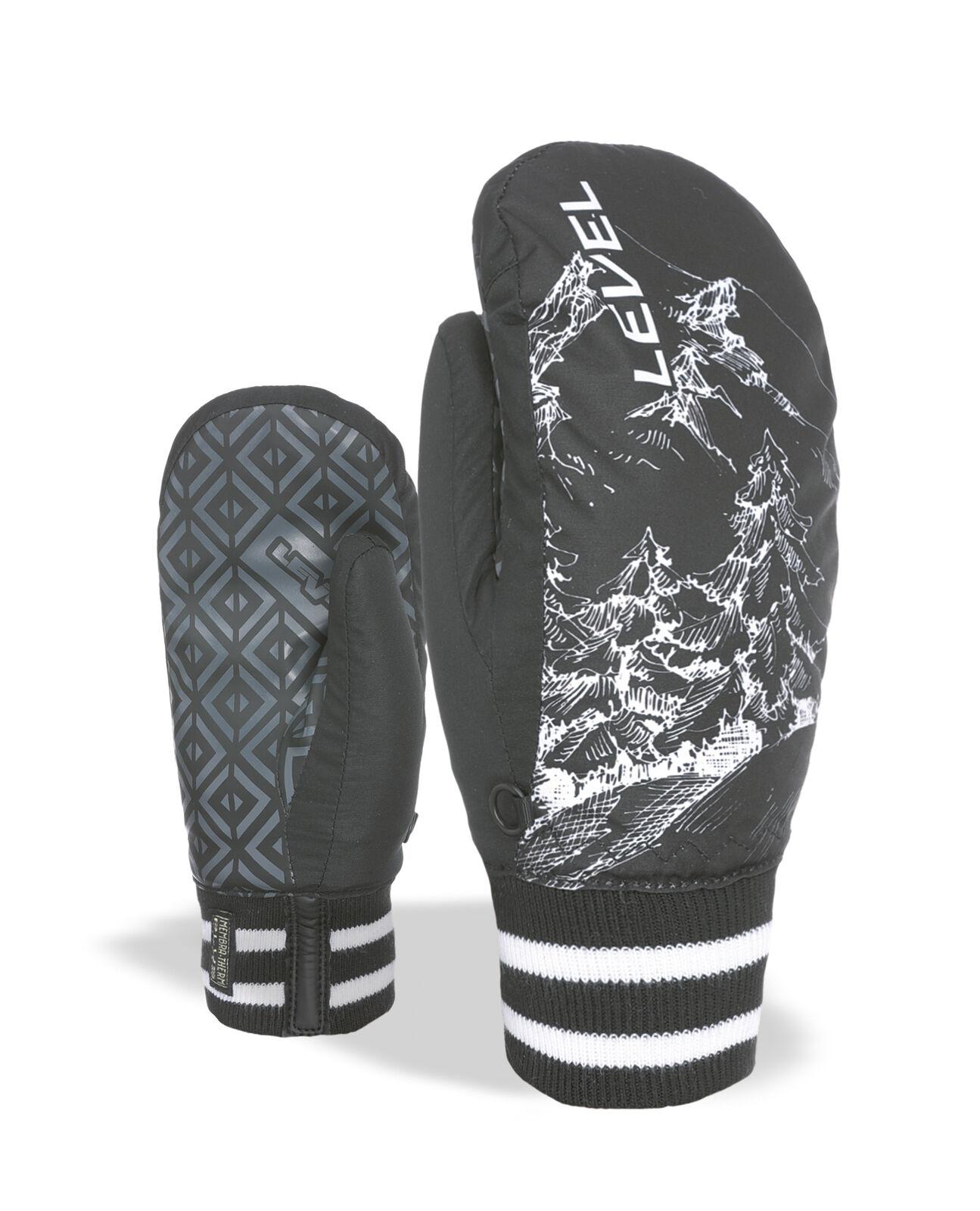 Level Handschuh  Sneaker Jr grey wasserdicht atmungsaktiv  wärmend  latest styles