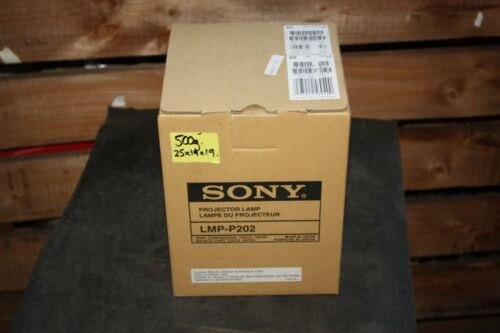 SONY LMPP202 Projector Lamp MP8630 ASSEMBLY KIT 250W