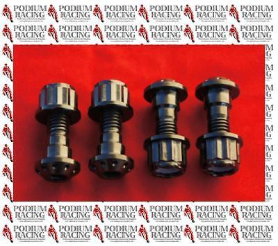 DUCATI TITANIUM BRAKE /& CLUTCH LEVER PINCH BOLTS 848 1098 1098S
