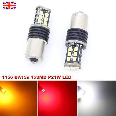 2x Fits BMW X3 E83 BAU15S 18-LED Rear Indicator Repeater Turn Signal Lamp Bulbs