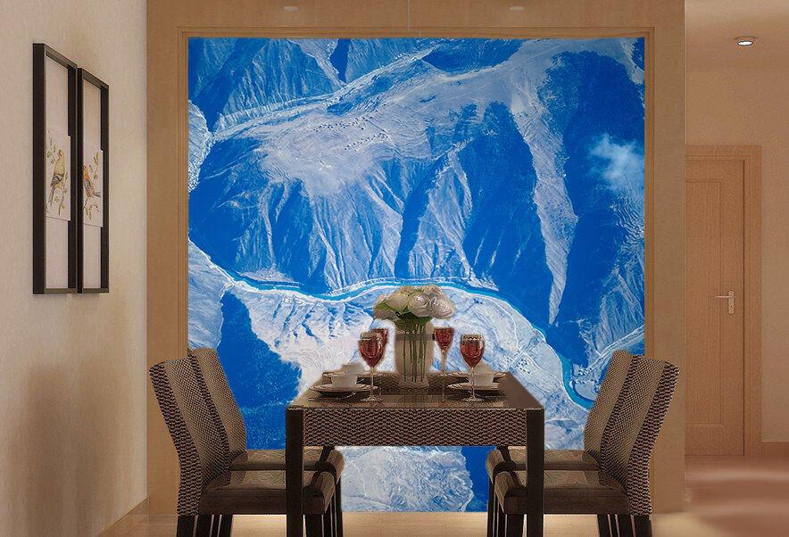 3D Im Kreis bergstraße 2233 Fototapeten Wandbild Fototapete BildTapete Familie