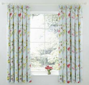 Lily-Manor-Vasilia-Pencil-Pleat-Semi-Sheer-Curtains-Set-of-2-blue-floral