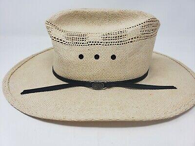 COLORADO Silverado Colorado Bangora Straw Cowboy Hat