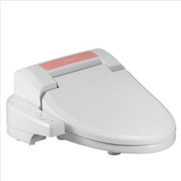 Samsung SBD-NB805 Acero Inox Nozzle Digital Bidet Inodoro Asiento cálido Hoja